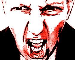 vztek hněv emoce